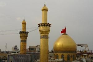 Shrine of Imam Hussain (a.s)